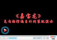 嘉宝龙免内胎防漏自补剂现场演示-A(自补剂影片2008版)